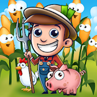Idle Farming Empire Apk Mod gemas infinita
