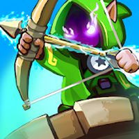 King Of Defense Battle Frontier Apk Mod gemas infinita