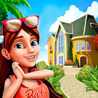 Resort Hotel Bay Story Apk Mod gemas infinita