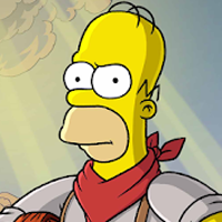 The Simpsons Tapped Out Apk Mod rosquinhas infinita