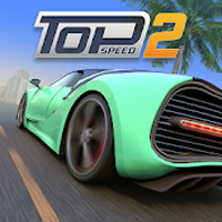 Top Speed 2 Drag Rivals & Nitro Racing Apk Mod gemas infinita