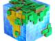 Worldcraft 3d Exploração y Block Craft Jogo Apk Mod god mod e hit kill