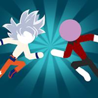 Z Stick Battle of Dragon Super Warrior Apk Mod tudo liberado