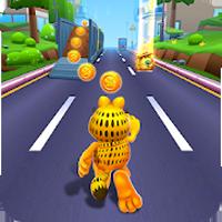 Garfield Rush Apk Mod gemas infinita