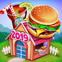 Kitchen Station Chef Cooking Restaurant Tycoon Apk Mod gemas infinita