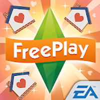 The Sims FreePlay Apk Mod vip