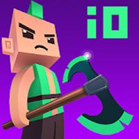 AXES.io battle royale io games online & offline Apk Mod gemas infinita