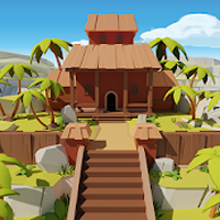 Faraway Tropic Escape Apk Mod gemas infinita