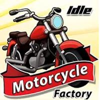 Idle Motorcycle Factory Apk Mod gemas infinita