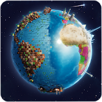 Idle World Apk Mod gemas infinita