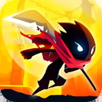 Shadow Stickman Luta pela justiça Apk Mod gemas infinita