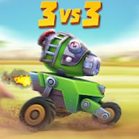 Tanks A Lot! - Realtime Multiplayer Battle Arena Apk Mod gemas infinita
