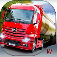 Truck Simulator Europe 2 Apk Mod gemas infinita