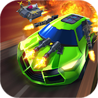 Road Rampage Racing & Shooting to Revenge 2019 Apk Mod gemas infinita