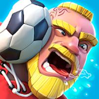 Soccer Royale 2019 PvP football clash apk mod gemas infinita