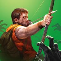 Survival Ark Zombie Plague Battlelands Apk Mod gemas infinita