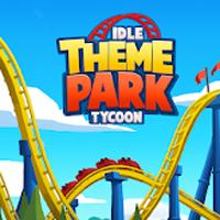 Idle Theme Park Tycoon - Recreation Game Apk Mod gemas infinita