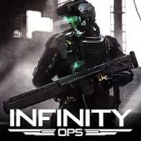 Infinity Ops Online FPS Apk Mod gemas infinita