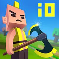 AXES.io battle royale io games online & offline Apk Mod