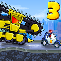 Car Eats Car 3 – Racing Cars and Road Battles apk mod