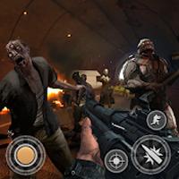 Dead Zombie Battle 2020 - zombie shoot and run Apk mod