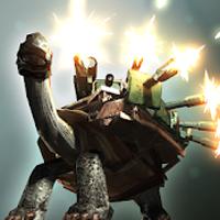 War Tortoise - Idle War Game apk mod