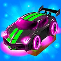 Battle Car Tycoon Jogos de mesclagem ocioso Apk Mod