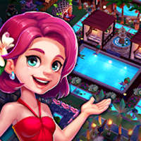 My Little Paradise Resort Management Game apk mod