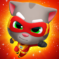 Talking Tom Hero Dash Apk Mod