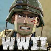 World War Polygon WW2 shooter Apk Mod