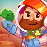 Idle Mars Colony Clicker farmer tycoon apk mod