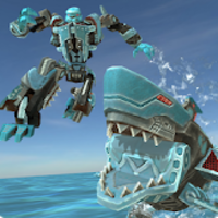 Robot Shark apk mod