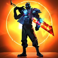 Cyber Fighters Shadow Legends in Cyberpunk City mod apk