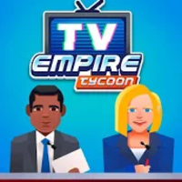 TV Empire Tycoon - Idle Management Game mod apk